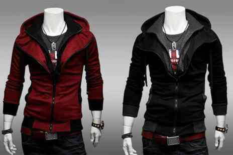 Fabshopper - Assassin Style Hoodie  - Save 0%