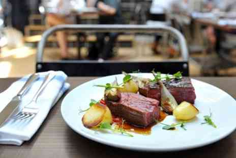 Picture Restaurant - Two AA Rosette Four Course Lunch and Cocktail - Save 41%