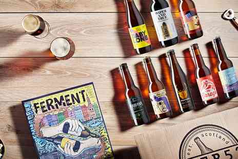 Beer52 - Eight Craft Beers and Beer Book - Save 0%