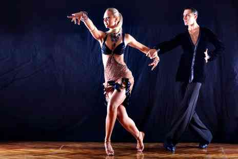 SalsaWild - Five  60 Minute Salsa Classes  -  Save 73%