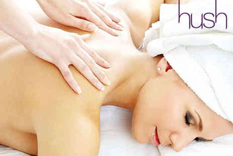 Hush Hair & Beauty - Head and Body or Hands and Feet Beauty Experience with Three Treatments - Save 65%