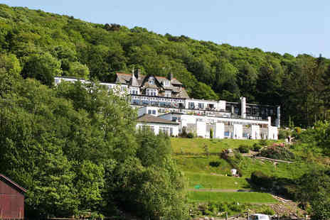 The Beech Hill Hotel - Two Night Stay for Two with Breakfast, Tea or Coffee with Biscuits on Arrival, Two Course Dinner with Cocktail and Canapés, £15 Dining Voucher and Late Checkout - Save 41%