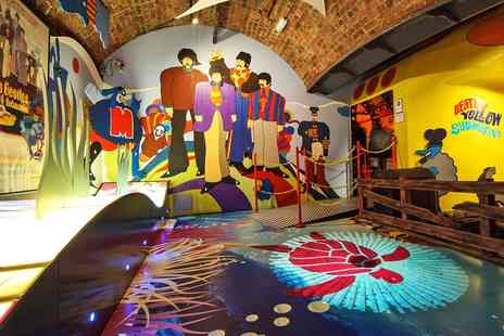 Indigo Hotel  - Two Night  stay in a boutique hotel in Liverpool Plus  tickets to the Beatles Story - Save 0%