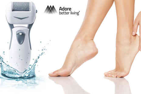 Divinity Fashion - Adore Better Living Electric Callus Remover - Save 52%