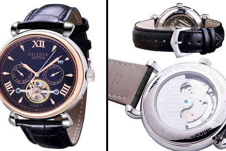 Fashion Brands Online - Choice of Mens Autodate Watches - Save 0%