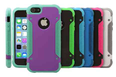 Mobile Star LLC - Aduro Eclipse Case for iPhone 5 or 5S - Save 75%