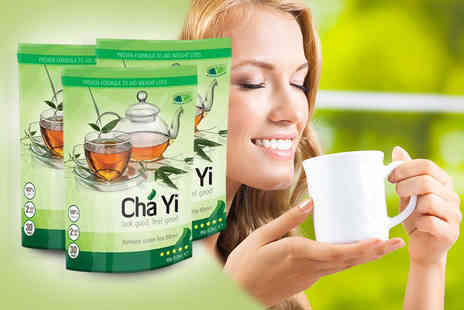 Cha Yi Tea - 30 bags of weight management green tea - Save 50%