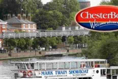Chester Boat - Group of Four on Sunday 18 March - Save 52%