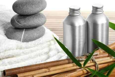 The Buddah Room - One Hour Full Body Warm Bamboo or Hot Stone Massage   - Save 0%