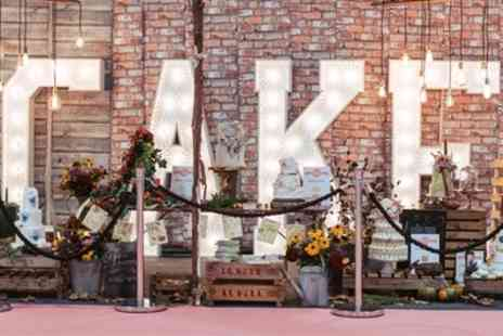 Wedding Fair Bluewater - Ticket to The Wedding Fair on 29 - 31 January 2016 - Save 38%