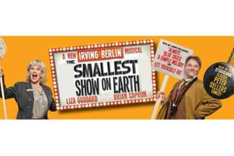 Lyceum Theatre - Ticket to The Smallest Show on   9 To 14 November - Save 51%