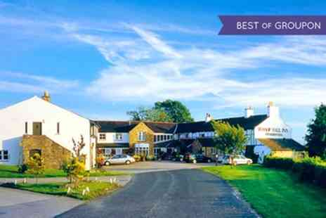 The Whoop Hall - One or Two Nights stay for Two With Breakfast With Option For Dinner and Leisure Access - Save 47%