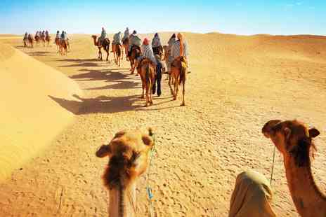 Memorable Morocco - Seven Nights stay in Marrakech and Sahara Desert with breakfast, transfers and camel ride included - Save 0%
