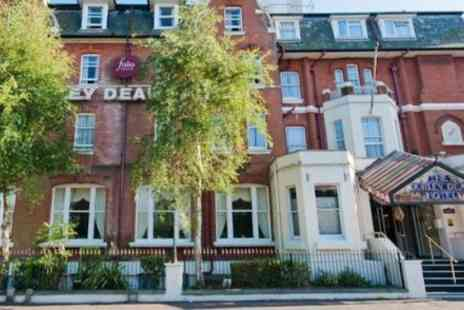 Durley Dean Hotel - Charming Bournemouth stay for two  - Save 42%