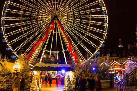 Art Deco Euralille - One or Two Nights stay exploring Lilles Christmas market with breakfast & city pass - Save 0%