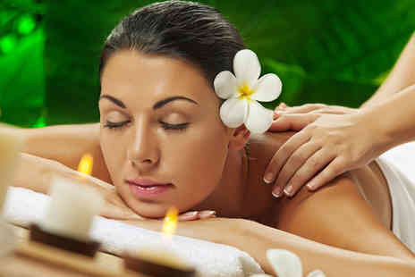 Healing Touches - Massage and Steam Treatment Pamper Package for One - Save 65%