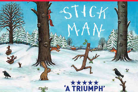 Ingresso - Stick Man Tickets - Save 0%