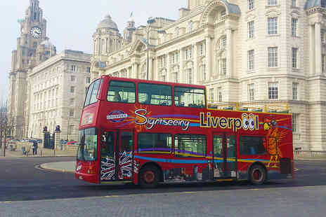 Liverpool City Tours - Hop On Hop Off Liverpool Sightseeing Tour - Save 55%