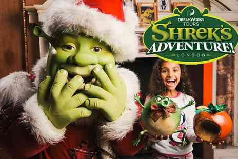 Shreks Adventure -  Exclusive After Hours Experience with Souvenir Photo and £10 DreamWorks Shop Vouche - Save 50%