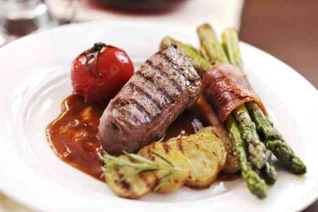 Banks Bar Bistro - Three Course Sunday Lunch for Two - Save 9%