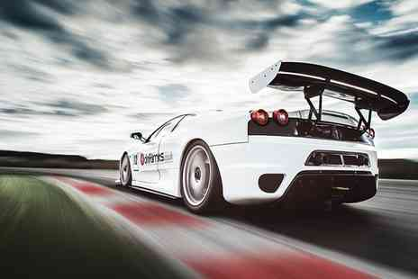 Drift Limits  - Ferrari F430 Challenge Driving Experience - Save 50%