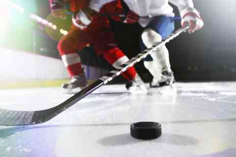 Silver Blades Ice Rinks - Ticket to Manchester Storm v Edinburgh Capitals on Saturday 31 October  - Save 50%