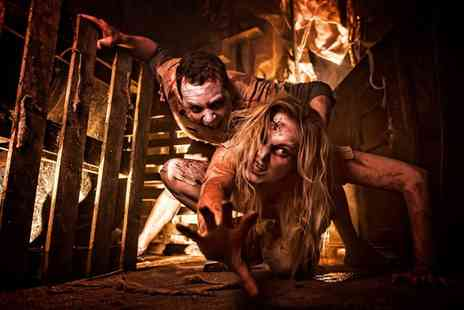 Mead Open Farm - Entry to Tulleys The Howl Scream Park On 27 October to 1 November  - Save 17%
