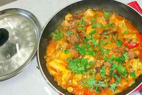 Chappatis N Curries - Three Hour Indian Cookery Class  - Save 69%