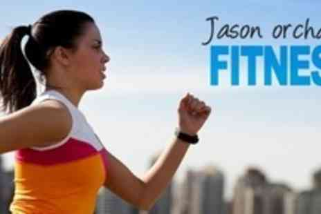 Jason Orchard Fitness - Eight Boot Camp Sessions For Two - Save 69%