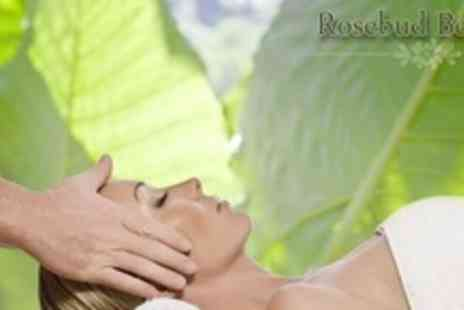 Rosebud Beauty - Choice of Facial With Back or Indian Head Massage - Save 67%