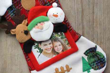 Prentu - Personalised Christmas Stocking - Save 67%