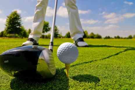 Ryton Golf Club - 18 Holes of Golf for Four - Save 75%