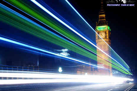 Photography Tours - Westminster Night  Time Photography Workshop - Save 76%