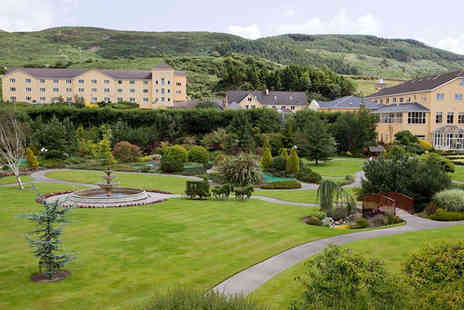 Carrickdale Hotel - Overnight Stay for Two with Breakfast and Full Use of Leisure Facilities - Save 38%
