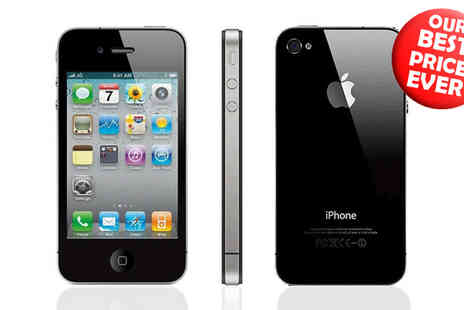 UK Groupe - iPhone 4S Unlocked Eight or 16GB Our BEST Price EVER - Save 0%