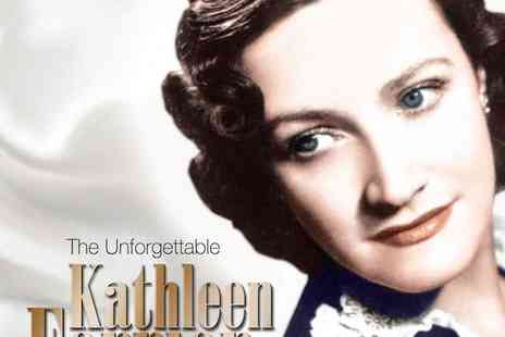 Memory Lane Media - The Unforgettable Kathleen Ferrier - Save 46%