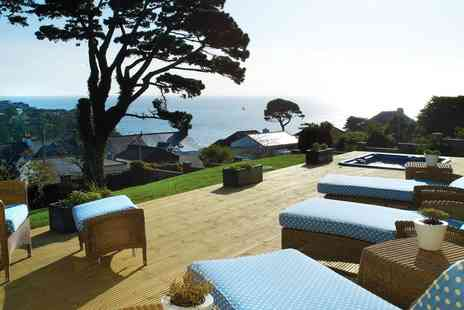 Fowey Hall Hotel -  Fowey Spa Day With Facial Massage and Cream Tea - Save 42%