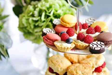 MBI LBHS MANAGEMENT - Coastal Afternoon Tea and Bubbly for Two - Save 40%
