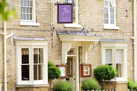 The Feversham Arms Hotel - High Class Spa Treat including Facial and Bubbly - Save 38%