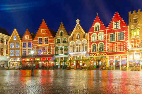 Abbey Tours - Coach day trip to the Bruges Christmas markets   - Save 62%