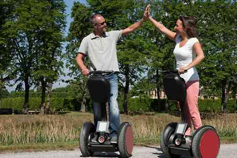 Can you Experience  - Segway Safari around Loch Lomond for Up to Two  - Save 50%