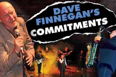 Dave Finnegans Commitments  - Ticket for one or two to Dave Finnegans Commitments On 20 November  - Save 50%