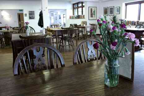 The Sun Pier House Tearoom - Afternoon Tea with Optional Prosecco for Two or Four  - Save 0%