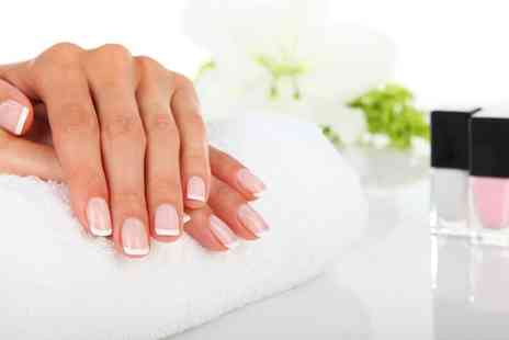 VIPZ Hair Sanctuary - Manicure or Pedicure or Both - Save 60%