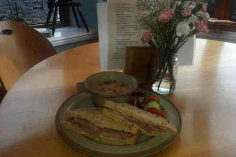 Cobbled Corner - Soup and Sandwich for One - Save 0%