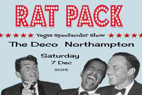 The Deco Theatre  - Ticket to The Rat Pack Vegas Spectacular on 7 November  - Save 30%