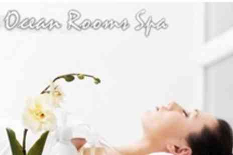 The Ocean Rooms Hair Spa - Full Day Use of Spa Facilities Plus Choice of One Hour Treatment - Save 64%