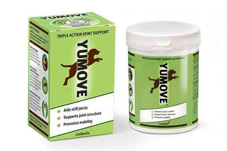 PetShopBowl - Yumove for Dogs 120 Tablets Supplement for Joints With Free Delivery  - Save 42%