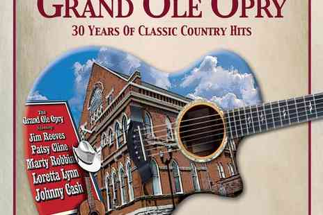 Memory Lane Media  - Golden Greats Of The Grand Ole Opry - Save 46%