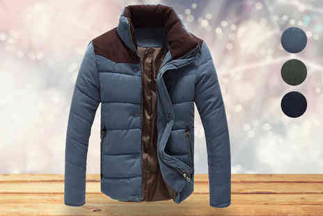 Fab Shopper - Mens Winter Jacket - Save 47%